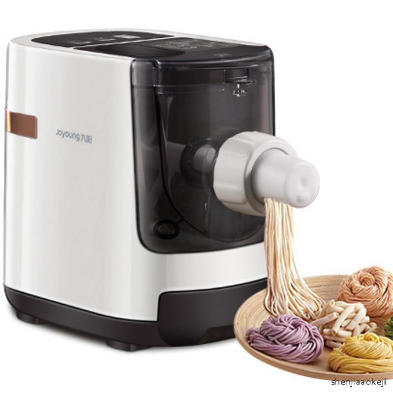 Home Intelligent Automatic Noodle Machine Vertical Electric Noodle Pressing Machine Pasta Machine Pasta Maker Noodle Maker 180W