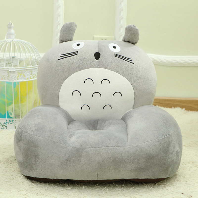 2017 New Hot Sale  Creative Bedroom Lazy Plush Sofa Baby Plush Toys Sofa Child Seat Kids Toys Baby Chair 12 Colors