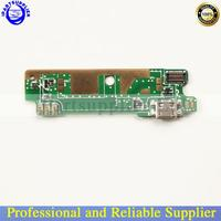 100 Original New Mirco USB Plug Charge Board Repair For ZOPO ZP998 9520 Cell Phone Free