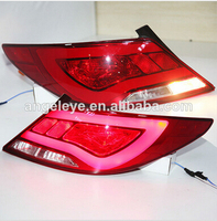 For HYUNDAI Accent Verna LED Tail Lamp 2011 2013 year YZ type