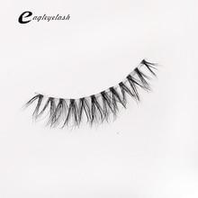49d63d68089 Eagleyelash Top 3D Mink Lashes Full Strip Lashes Transparent terrier False  Eyelashes