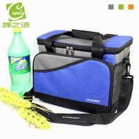 Large Thicken Folding Fresh Keeping Cooler Bag Lunch Bag For Food Fruit Seafood Steak Insulation Thermal