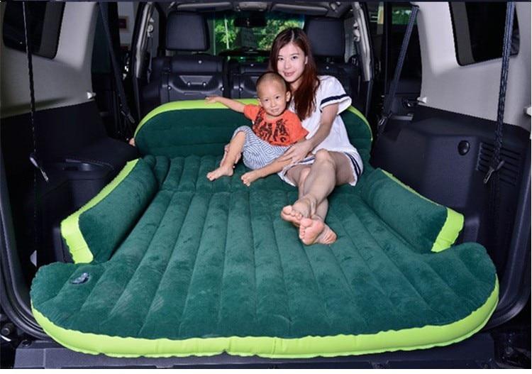 air mattress car pump ①universal free shipping SUV Inflatable Mattress With Air Pump  air mattress car pump