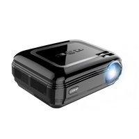 LESHP 720 P ЖК дисплей проектор высокой Разрешение высокое Braightness 3200 LM Мультимедиа Домашний Кино Театр HDMI, VGA, USB для ноутбука ТВ