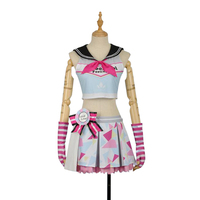 LoveLive!Sunshine! Tsushima Yoshiko Cosplay Costume Stage Performence Clothes , Perfect Custom for You !