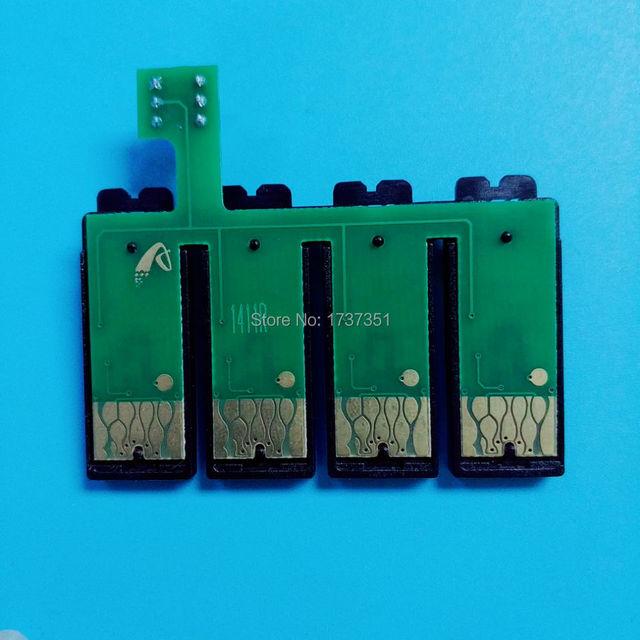 US $4 98 |T1411 T1411 T1414 Ciss System Auto Reset Chip For EPSON WF 7018  WF 7511 WF 7521 WF 3521 WF 3531 WF 3531 570W 85ND 82WD Printer-in Cartridge