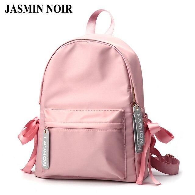 d8870e92e926 Оксфорд рюкзаки для девочек-подростков дизайнер новая мода Водонепроницаемый  Для женщин Путешествия школьная сумка ленты