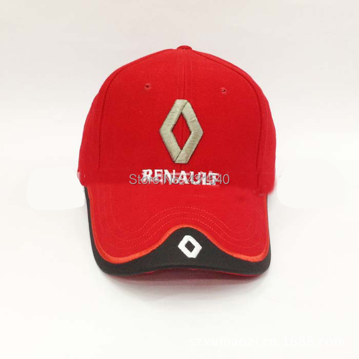 4a31be4b5fd F1 Renault Racing Team sports car racing hat sun visor cotton caps 4 colors  C55-in Baseball Caps from Apparel Accessories on Aliexpress.com