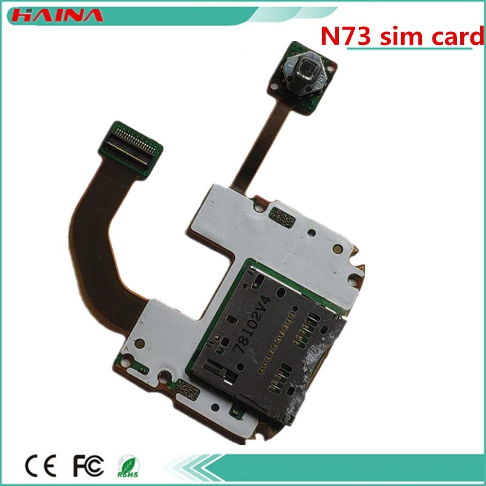 N73 New Flex Cables Replacement Keypad Keyboard Joystick Membrane Flex Cable For Nokia N73 Flex