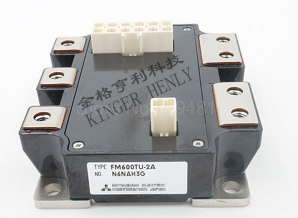 FM600TU 2A MOSFET MODULE HIGH POWER SWITCHING USE INSULATED PACKAGE