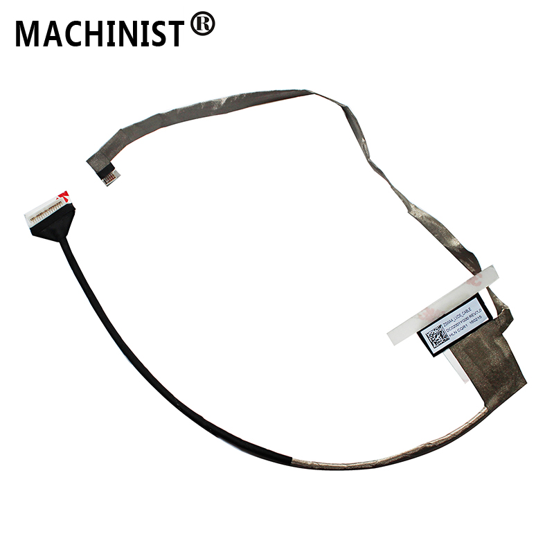 Video Screen Flex For Toshiba C55-B C55D C55T C55D-B C50D C55T-B laptop LCD LED LVDS Display Ribbon Cable DC02001YG00