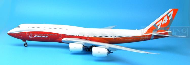 Eagle Boeing original N6067E 200014* 1:200 B747-8i commercial jetliners plane model hobby
