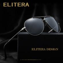 ELITERA Brand 2017 New Polarized Sunglasses Men Fashion Male Eyewear Sun Glasses Travel Driving Fishing Oculos Gafas De Sol
