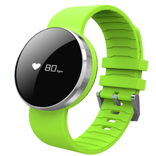 UW1 Uwatch Smartwatch Bluetooth 4.0 with heart rate SMS pedometer for Android iOS phone watch for Sport Bracelet watch men women