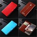 Роскошные Crazy Horse Pu Кожаный Бумажник Карты Флип Дело Чехол Подставка для Xiaomi редми Hongmi 3 s 3 s 3 s red rice 3 с 3 pro редми 3X