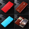 Luxury Crazy Horse Pu Leather Wallet Card Flip Cover Stand Case for Xiaomi Hongmi 3s redmi 3s 3 s red rice 3s 3 pro redmi 3X