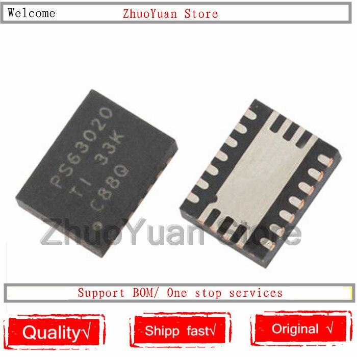 1PCS/lot New Original TPS63020 TPS63020DSJ TPS63020DSJR PS63020 QFN-14 IC Chip