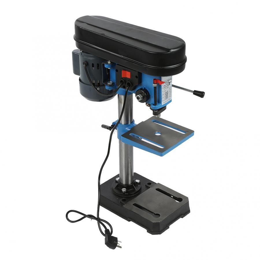 Extracteur de vis industriel haute précision réglable en hauteur perceuse presse Table établi AU Plug 220V fraise forets