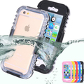 "Waterproof Swim Diving Phone Case For Apple iphone 6 6S 7 / Plus 5.5"" Clear Front & Back Cover Accessories Strap Pouch Cover"