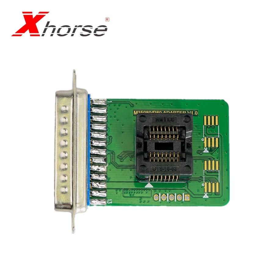 XHORSE VVDI PROG Programmierer M35080/D80 Adapter v1.0