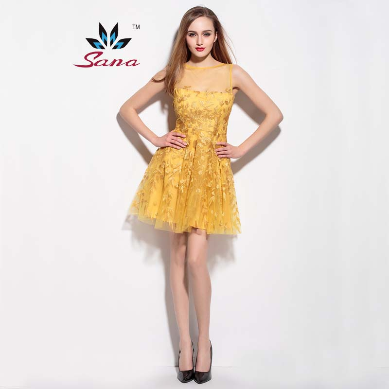 Free shipping and returns on Yellow Formal Dresses at oraplanrans.tk