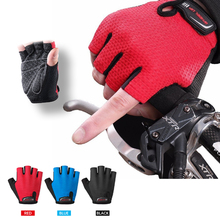Mens Women's 2019 Cycling Gloves Half Finger Summer Sports Shockproof Bike Gloves Gel MTB Bicycle Gloves Racing Guantes Ciclismo sktoo 4 color summer cycling half finger 3d gel padded shockproof gloves racing anti slip mtb outdoor guantes ciclismo luva