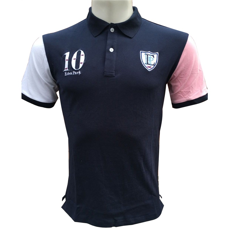 2019 Best Selling Men's COTTON Eden Park Short Polos Shirts  France Brand Design High Quality Embroidery Tops Tees