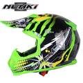 NENKI  MX motocross racing helmet motor casco de motocicleta atv helmet cross bike moto cascos de motorcycle helemts