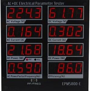 EPM5800-E AC/DC power meter/ w