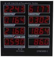 EPM5800-E AC/DC power meter/watt meter/Elektrische paremeters tester/test Netzteil/Fahrer/ effizienz/ac/DC
