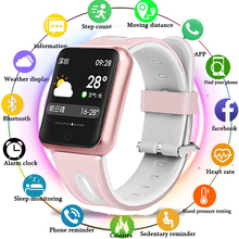 2019 New Fitness Smart Bracelet Watch P68 Ip68 Wat