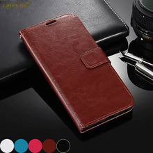 Leather Wallet Phone Bag For Xiaomi Mi A2 A1 6X 5X Redmi