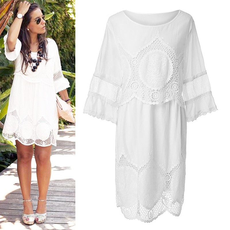 Hot Sale Sexy Fashion Women Summer Dress Plus Size 3xl 4xl 5xl 6xl