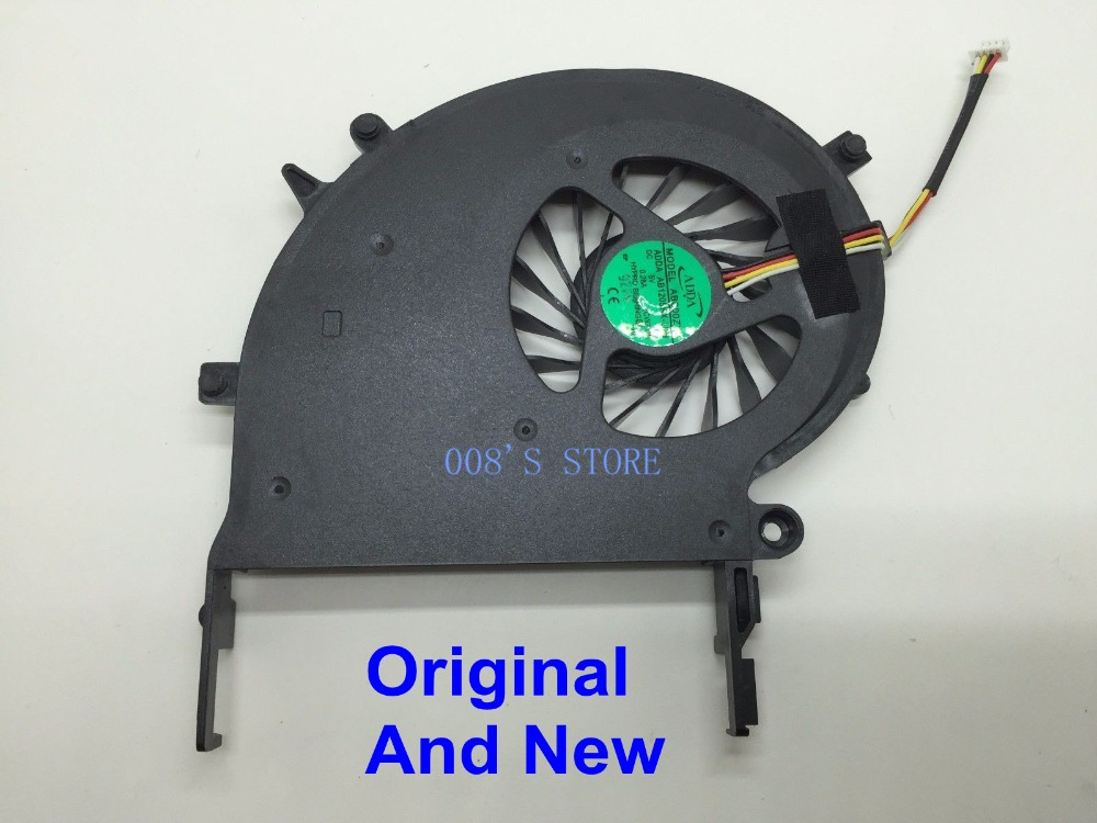 Brand New Laptop CPU Cooler Fan For Acer Aspire 8940 8935 8935G AS8935 AS8935G 8942 8942G AB1205HX-LDB CWZY8 DC 5V 0.28A image