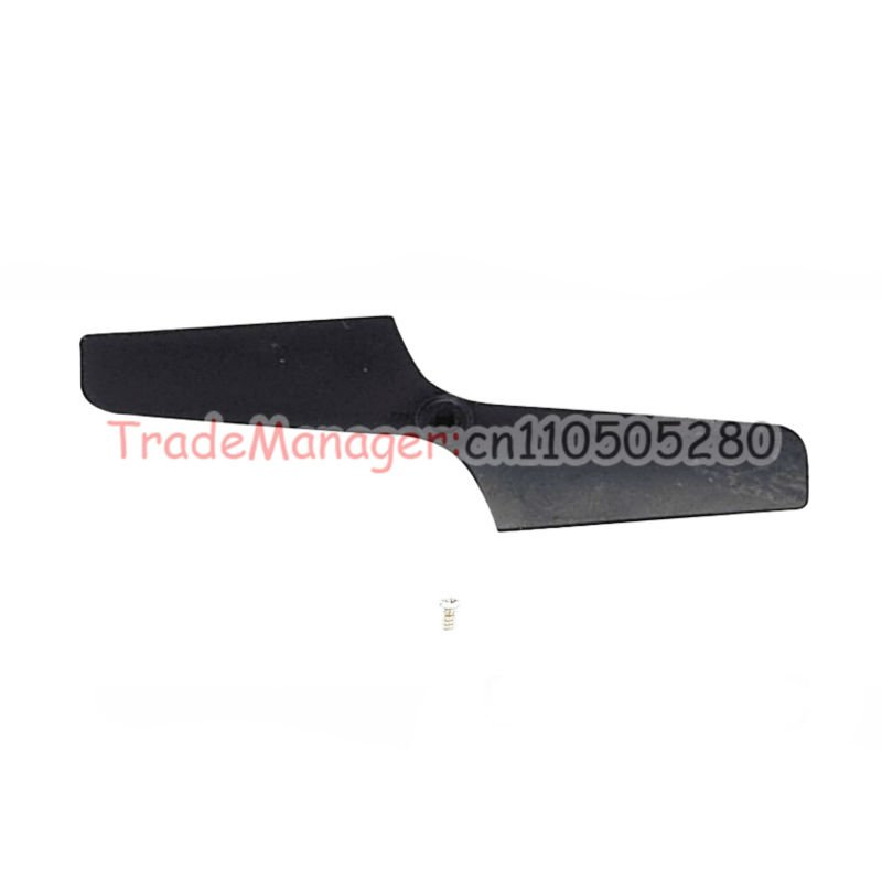 DH 9103 Tail Blade spare parts remote control helicopter toy accessaries from origin factory