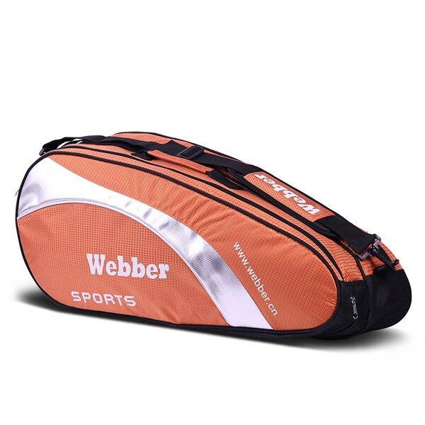 Kvaliteetne tennisereketi kott
