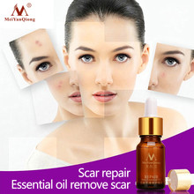 MeiYanQiong Lavender Hyaluronic Acid Repair Skin Essential Oil Scar Ance Treatment Whitening Face Massage Body