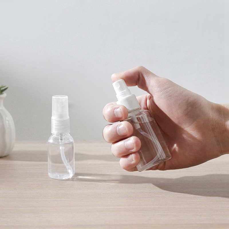 Akcesoria podróżne przezroczysty Spray Sub butelki do pakowania kosmetycznego bezpieczeństwa do przechowywania walizka akcesoria przenośne organizator torba