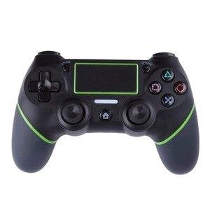 Image 4 - 3 色ワイヤレス Bluetooth ゲームパッドゲームコントローラコンソールソニー PS4 プレイステーション 4 ジョイスティック