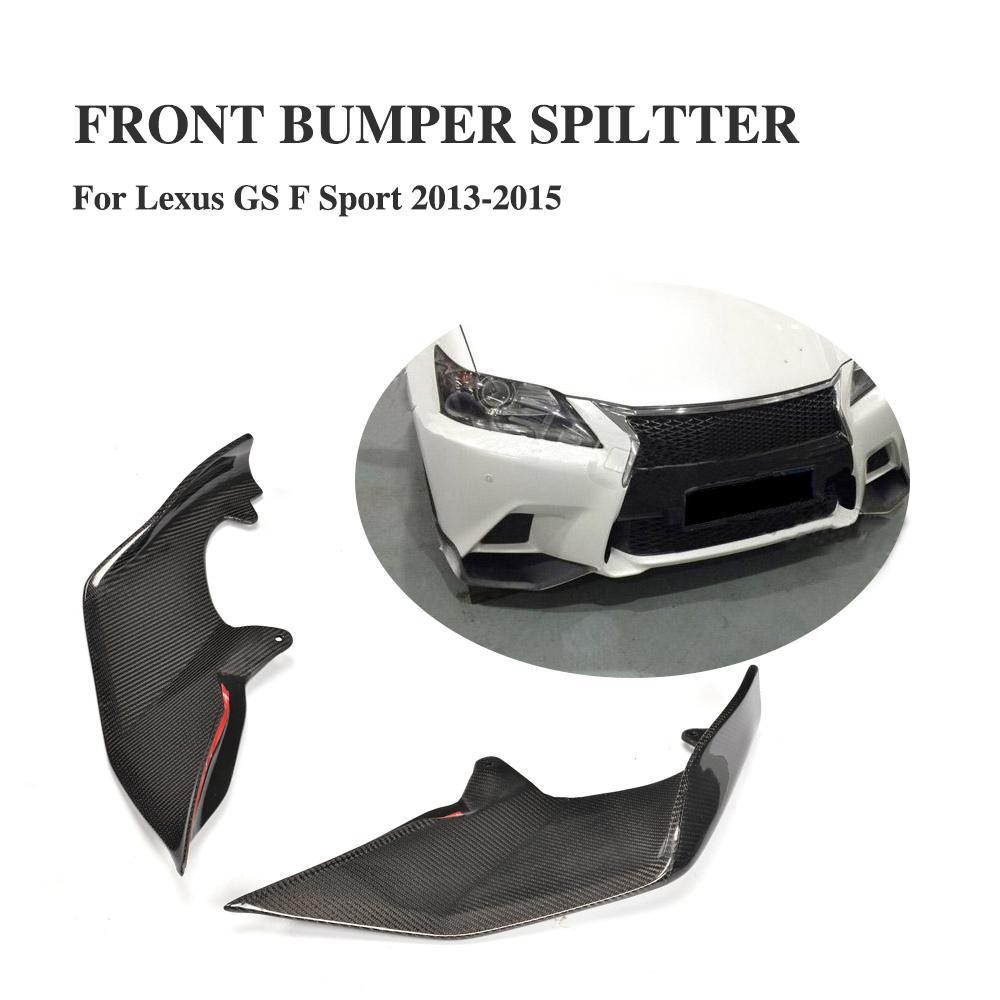 2014 Lexus Gs350: Aliexpress.com : Buy Carbon Fiber Front Bumper Lip