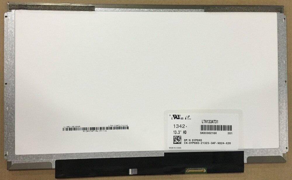 LTN133AT31 fit HB133WX1-201 N133BGE-E31 B133XTN02.1 13.3 30pin 1366x768 LED  EDP interface (30pin) Slim Laptop LCD Screen NEWLTN133AT31 fit HB133WX1-201 N133BGE-E31 B133XTN02.1 13.3 30pin 1366x768 LED  EDP interface (30pin) Slim Laptop LCD Screen NEW