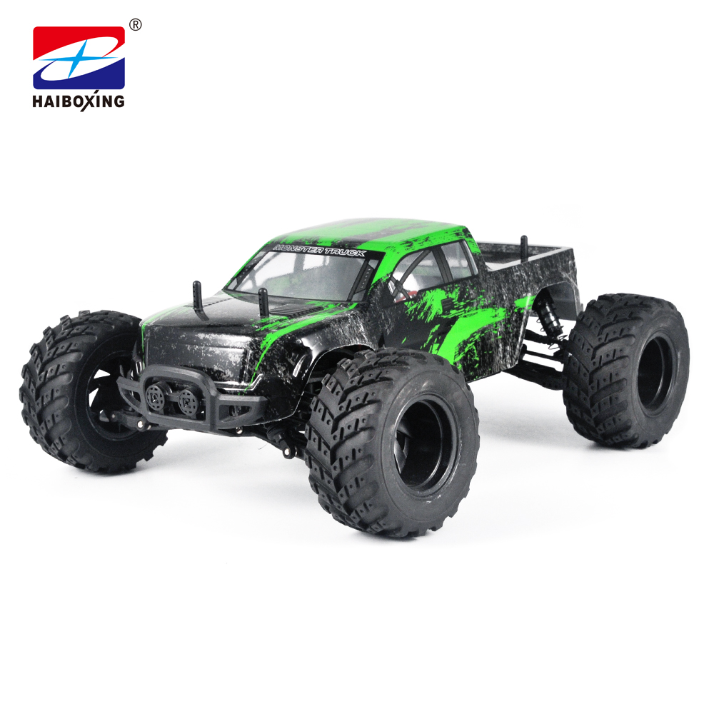 HBX 12853 RC Car 4WD 2.4Ghz 1:12 Scale 37km/h High Speed Remote Control Car Electric Powered Off-road Truck Model green