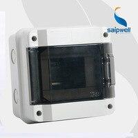 2 ~ 5 방법 ip65 산업 방수 인클로저/방수 배포 상자 SHK-5 140*140*105mm