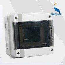 2~5 Ways IP65  Industrial Waterproof Enclosure/ Waterproof Distribution Box  SHK-5  140*140*105mm