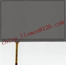 8 inch 4 pin Black glass touch Screen panel Digitizer Lens panel for LTA080B040F LCD