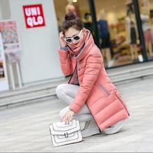 fashion wadded jacket female 2015 new women s winter jacket down cotton jackets slim parkas ladies