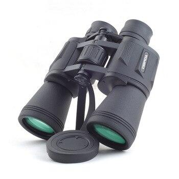 20x50 High magnification long range zoom hunting telescope Binoculars HD Professiona High power HD Low light night vision