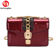 Ladies Crossbody Summer Bag Shoulder Luxury Designer Handbags Women Leather Jelly Chain Samll Bags Girl Messenger