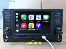 "AIDUAUTO For VW Golf 7 MK7 VII Passat B8 MQB Tiguan Carplay 6.5 "" MIB Radio"