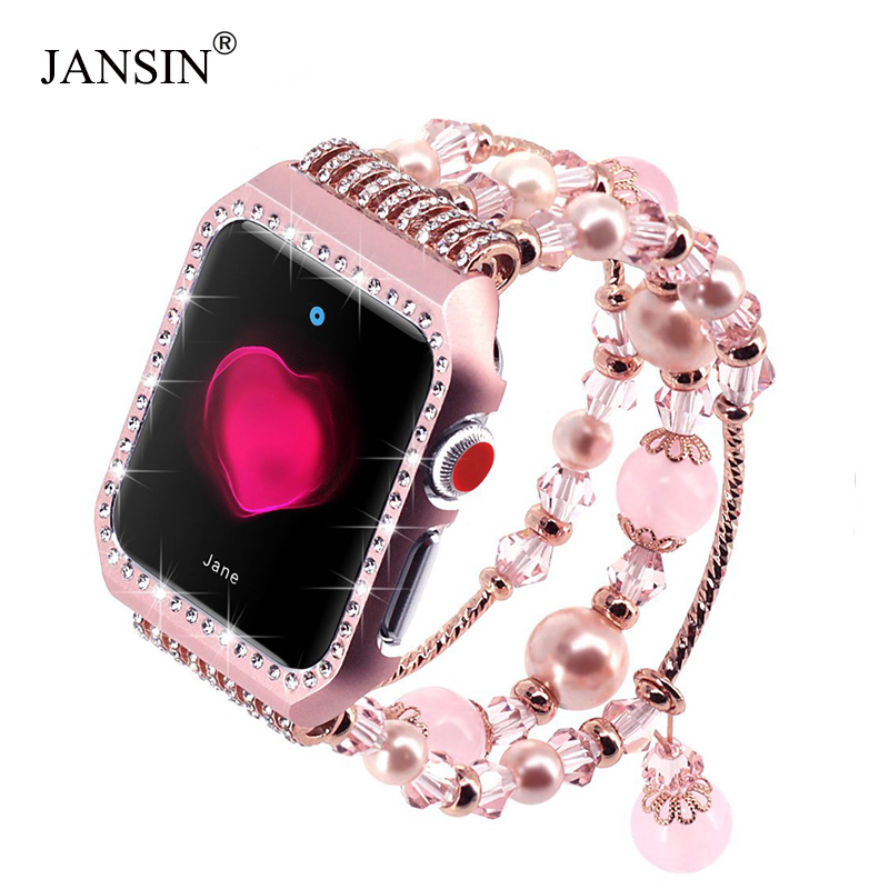 Metal Diamond Case+ band For Apple Watch Series 4 3 2 1 strap Women Bracelet Replacement Strap for iWatch 38mm 42mm 40mm 44mmMetal Diamond Case+ band For Apple Watch Series 4 3 2 1 strap Women Bracelet Replacement Strap for iWatch 38mm 42mm 40mm 44mm